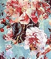 Flamboyant,-col.01-Blumen-Florale-Muster-Rosa-Hellblau
