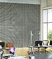 Flamenco-Kachel-Formen-Moderne-Muster-Türkis-Schwarz-Weiß-Ocker