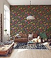 Floral-Fantasy,-col.08-Blumen-Florale-Muster-Grau-Multicolor
