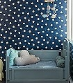 Florence,-col.-2-Kreise-Moderne-Muster-KinderTapeten-Blau-Silber-Weiß