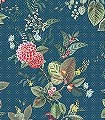 Floris-Flowers.-col.-6-Blumen-Tiere-Blätter-Vögel-Fauna-Florale-Muster-Multicolor