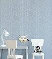 Focale,-col.-2-Graphisch-Grafische-Muster-Weiß-Hellblau