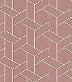 Focale,-col.-6-Graphisch-Grafische-Muster-Rot