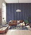 Focale,-col.-9-Graphisch-Grafische-Muster-Blau-Weiß