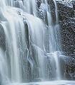 Fototapete-Purakaunui-Falls-Landschaft-Wasser-FotoTapeten-Grün-Braun-Weiß