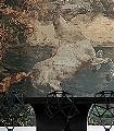 GOBELIN,-col.-2-Tiere-Landschaft-Fauna-Florale-Muster-FotoTapeten-Multicolor