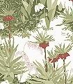 Gesa-Blumen-Florale-Muster-Rot-Grün-Rosa-Olive-Weiß