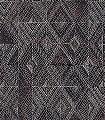 Giuglia-Ginger-Rauten-Klassische-Muster-Blau-Silber-Braun