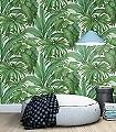 Giungla,-col.05-Blätter-Florale-Muster-Grün