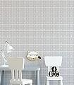 Glyphs,-col.02-Buchstaben-Quadrate/Rechtecke-Moderne-Muster-KinderTapeten-Grau-Weiß