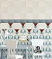 Golem_001_AB-Kachel-Jugendstil-Moderne-Muster-FotoTapeten-Jugendstil-Weiß-Hellblau