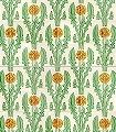 Golem_F168_B-Kachel-Jugendstil-Moderne-Muster-Grün-Weiß