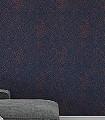 Gravure,-col.-06-Blumen-Blätter-Florale-Muster-Blau-Bronze