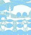 Heaven-Sea,-col.01-Tiere-Bäume-KinderTapeten
