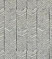 Herringbone-Zickzack-Moderne-Muster-Schwarz-Weiß