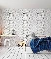 Hipster's-Paradise-Figuren-Moderne-Muster-Weiß-Multicolor