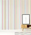 Hoppa-Stripe,-col.03-Streifen-Moderne-Muster-Rot-Orange-Weiß-Ocker-mint