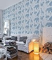 How-it-works,-white-Figuren-Fauna-KinderTapeten-Weiß-Hellblau
