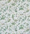 Hummingbirds,-col.-5-Blumen-Tiere-Vögel-Fauna-Florale-Muster-Weiß-Multicolor