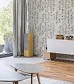 Ignatia-Blumen-Florale-Muster-Moderne-Muster-Schwarz-Creme-Multicolor
