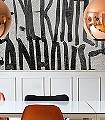 Ink-Buchstaben-Zahlen-Moderne-Muster-Grau-Anthrazit-Schwarz-Weiß