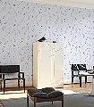 Iyanu,-col.-8-Blumen-Tiere-Blätter-Vögel-Äste-Fauna-Florale-Muster-Grau-Anthrazit-Weiß-Ocker
