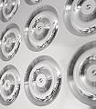 Jam-Jars-Kreise-Moderne-Muster-Silber