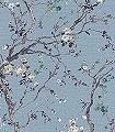 Judith,-col.-6-Blumen-Äste-Florale-Muster-Grün-Anthrazit-Türkis-Weiß