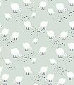 Juli,-col.02-Vögel-KinderTapeten-Schwarz-Weiß-mint