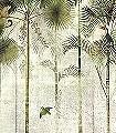 Jungle-greenery,-col.-3-Tiere-Bäume-Landschaft-Blätter-Vögel-Fauna-Florale-Muster-Moderne-Muster-FotoTapeten-Multicolor