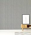 Justina-Strick-3D-Tapeten-Moderne-Muster-Grau-Anthrazit