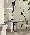KINTSUGI,-Art-minimal-Asia-Moderne-Muster-FotoTapeten-Schwarz-Creme