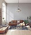 Karel,-col.02-Rauten-Textil-&-NaturTapeten-Grau-Weiß-Hellbraun