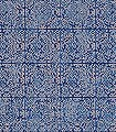 Tapete kaspar die tapetenagentur - Tapete orientalisch blau ...