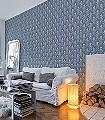 Kent,-col.22-Ornamente-Klassische-Muster-Jugendstil-Blau-Weiß