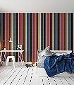 Khalil,-col.20-Streifen-Stoff-Moderne-Muster-Rot-Blau-Schwarz