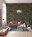 Kimora,-col.-04-Blumen-Blätter-Asia-Florale-Muster-Braun-Gelb-Anthrazit-Türkis
