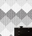 Knitted_4_3-Graphisch-Geflecht-Moderne-Muster-Grau-Schwarz-Weiß