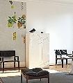 Komplett-Set-Mediterranea-(01-06)-Blumen-Flaschen-Früchte-Moderne-Muster-FotoTapeten-Creme-Multicolor