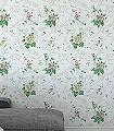 Krusenberg,-col.-1-Blumen-Klassische-Muster-Florale-Muster-Rot-Grün-Grau-Weiß-Ocker