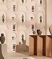 L-ABRI-SOUS-ROCHE,-Sable-de-gres-Gegenstände-Moderne-Muster-Multicolor