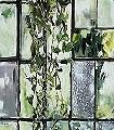 LOFT-STORIES-Flaschen-Aquarell-Fassade-FotoTapeten-Multicolor
