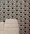 LUCKY-OS-Kreise-Graphisch-Grafische-Muster-Schwarz-Creme