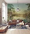 Lac-Tropical,-col.9-Bäume-Landschaft-Blätter-Florale-Muster-FotoTapeten-Multicolor