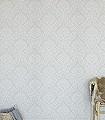 Lacrecia-Diamond-Ornamente-Blumen-Klassische-Muster-Weiß-Creme