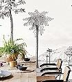 Laguna,-col.-53-Blätter-Florale-Muster-FotoTapeten-Weiß