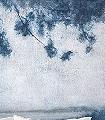 Legend,-royal-Bäume-Landschaft-Fototapeten-Florale-Muster-FotoTapeten-Blau