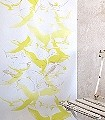 Leonore,-Gelb-Vögel-Zeichnungen-Fauna-Gelb-Weiß-Ocker
