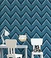Liana,-col.02-Stoff-Zickzack-3D-Tapeten-Moderne-Muster-petrol