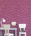 Little-Trees,-col.13-Blätter-20-50er-Moderne-Muster-Weiß-Pink